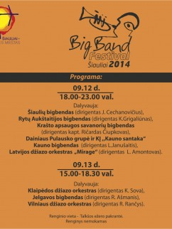 big band 2014 oranz