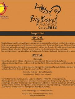 big band 2014
