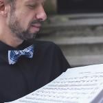 L. Adomaičio koncertuose – 40 muzikantų ir 2750 puslapių natų