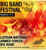 Latvian National Armed Forces Big Band
